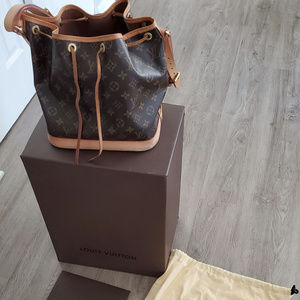 Louis Vuitton Monagram PETIT NOE NM